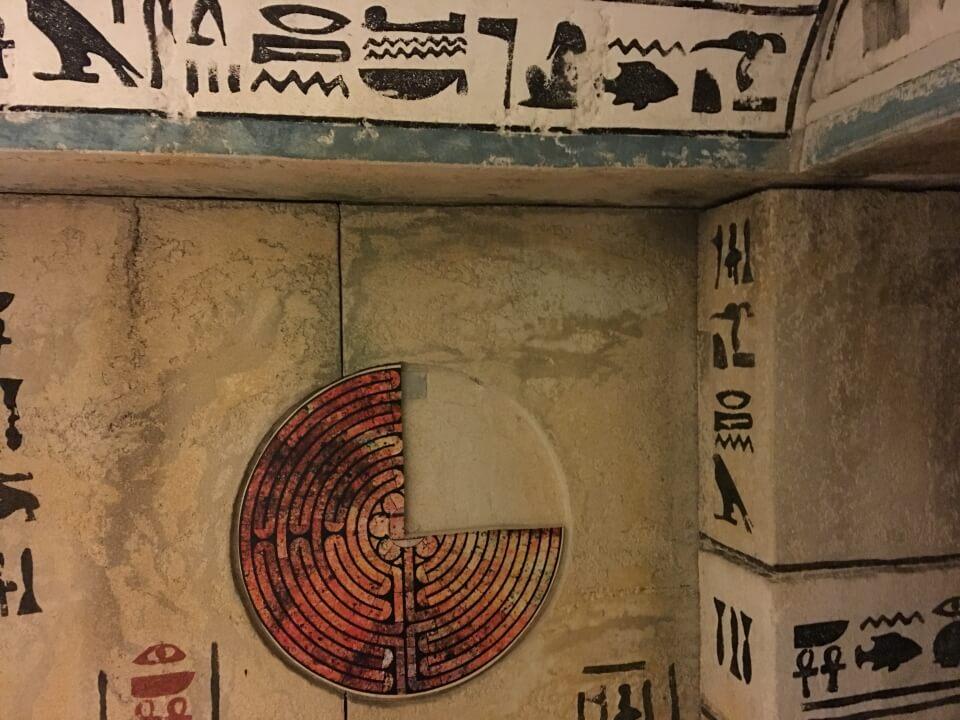 salle de jeux enigmatic egypte
